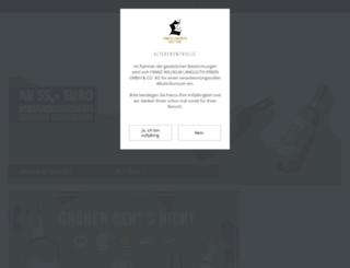 shop.langguth.de screenshot