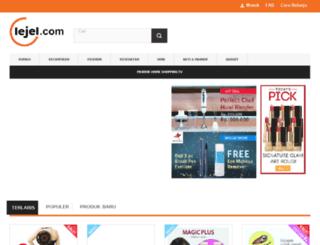 shop.lejel.com screenshot