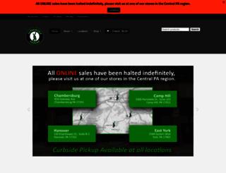shop.lifesmokevapors.com screenshot