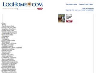 shop.loghome.com screenshot