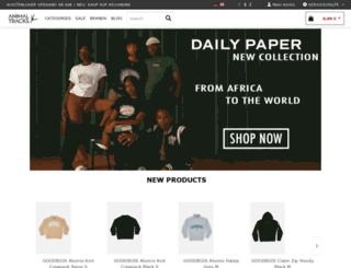 shop.mantisshop.de screenshot
