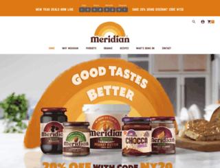 shop.meridianfoods.co.uk screenshot