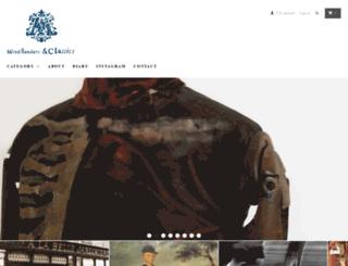 shop.mindbendersandclassics.com screenshot