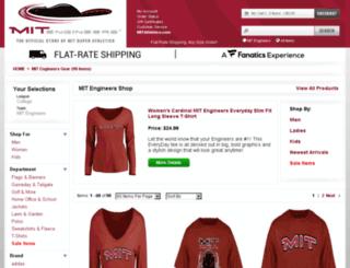 shop.mitathletics.com screenshot
