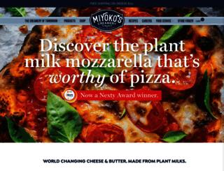shop.miyokoskitchen.com screenshot