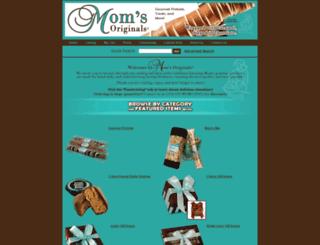shop.momsoriginals.com screenshot