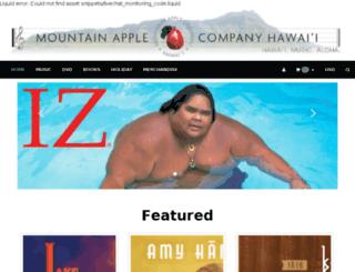 shop.mountainapplecompany.com screenshot