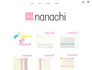 shop.nanachi.net screenshot