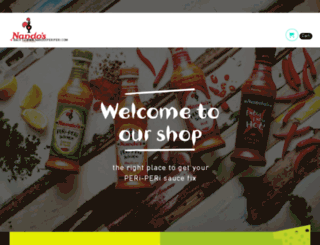 shop.nandosperiperi.com screenshot