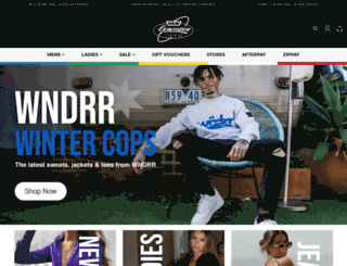 shop.newgeneration.com.au screenshot