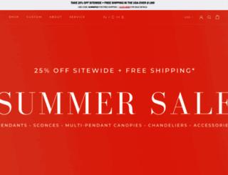 shop.nichemodern.com screenshot
