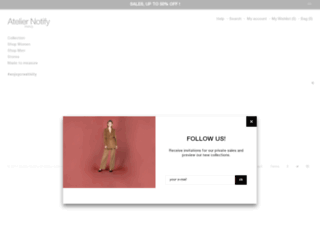 shop.notify.fr screenshot
