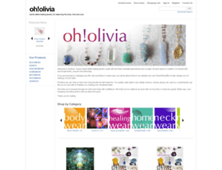 shop.oholivia.com screenshot
