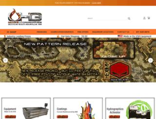 shop.ozarkshydrographics.com screenshot