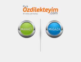 shop.ozdilek.com.tr screenshot