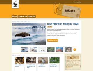 shop.panda.org screenshot