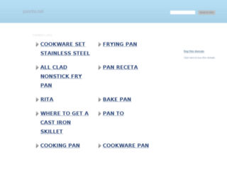 shop.panrita.net screenshot