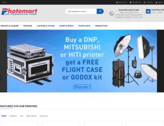 shop.photomart.co.uk screenshot