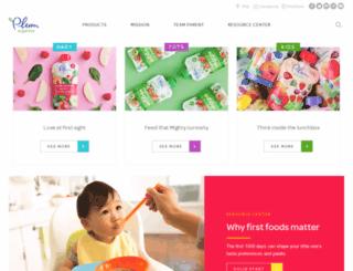shop.plumorganics.com screenshot