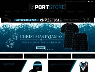 shop.portadelaidefc.com.au screenshot