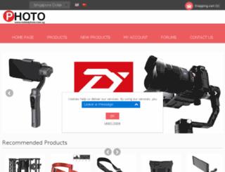 shop.reddotphoto.com.sg screenshot