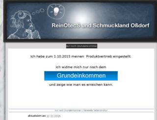 shop.reinotecs.com screenshot