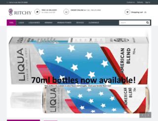 shop.ritchy.com screenshot