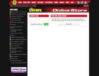 shop.rocketindustries.com.au screenshot