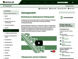 shop.sachsen.de screenshot