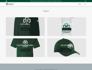 shop.shcp.edu screenshot