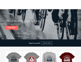 shop.shutuplegs.com screenshot