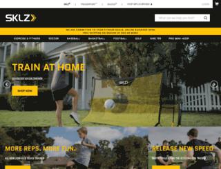 shop.sklz.com screenshot