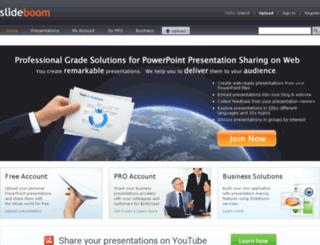 shop.slideboom.com screenshot