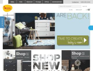 shop.southshorefurniture.com screenshot
