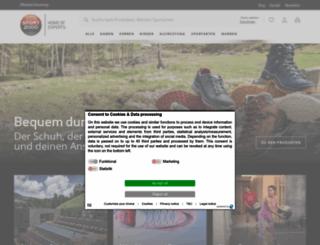 shop.sport2000.de screenshot