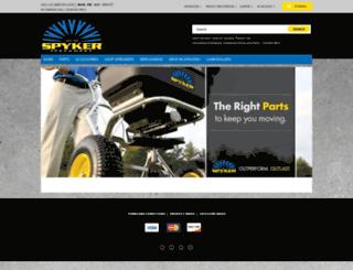 shop.spyker.com screenshot