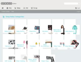 shop.steals.com screenshot
