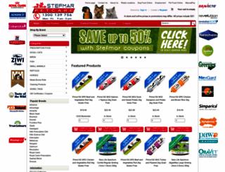 shop.stefmar.com.au screenshot