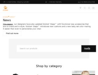shop.stokke.com screenshot