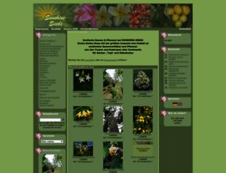 shop.sunshine-seeds.de screenshot