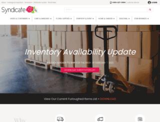 shop.syndicatesales.com screenshot