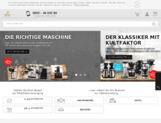 shop.tchibo-coffeeservice.de screenshot