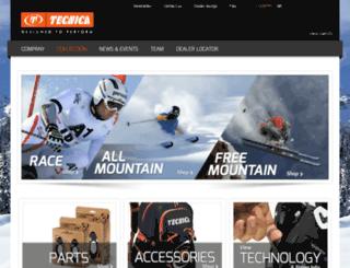 shop.tecnicausa.com screenshot