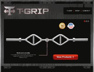 shop.tgrip.com screenshot