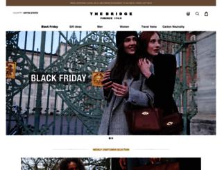 shop.thebridge.it screenshot