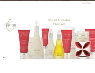 shop.thejojobacompany.com.au screenshot