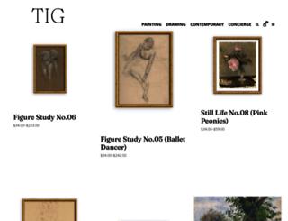 shop.thisisglamorous.com screenshot