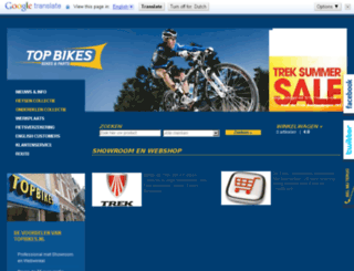 shop.topbikes.nl screenshot