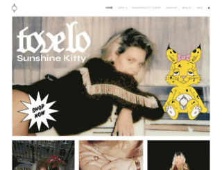 shop.tove-lo.com screenshot
