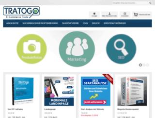 shop.tratogo.de screenshot